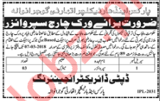 Parks & Horticulture Authority PHA Gujranwala Jobs 2018