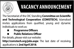 Committee on Scientific and Technological Corporation Jobs