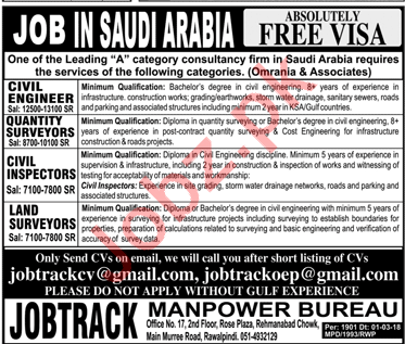 Jobtrack Manpower Bureau JMB Job Opportunities