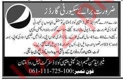 Shamim & Company Multan Jobs 2018 Security Guards
