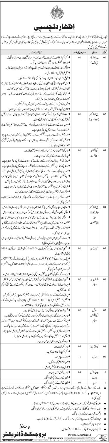 Public Sector Organization  Deputy Director Jobs