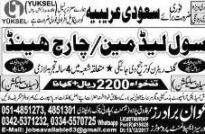 Civil Ledmen / Charge Hand Job in Saudi Arabia