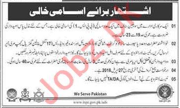 Pakistan Army Signal Battalion Murree Jobs 2018