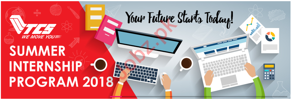 TCS Courier Company Summer Internship Program 2018 2019 Job