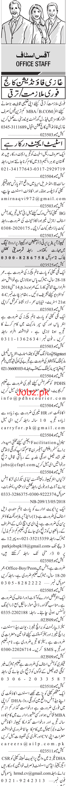 Diploma Holders, General Manager, Accountant Job Opportunity