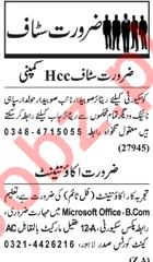Daily Nawaiwaqt Newspaper Classified Jobs 2018