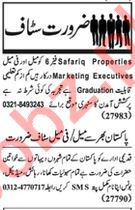 Nawa-e-Waqt Classified Jobs 2018 For Lahore