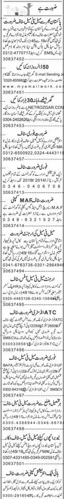 Data Entry Operators, Assistant Manager Job Opportunity