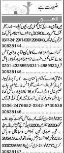 Assistant Manager, Clerks, Office Boys Job Opportunity