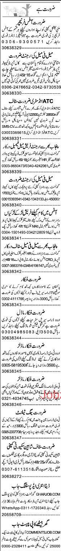 Call Operators, Computer Operators, Assistants Wanted