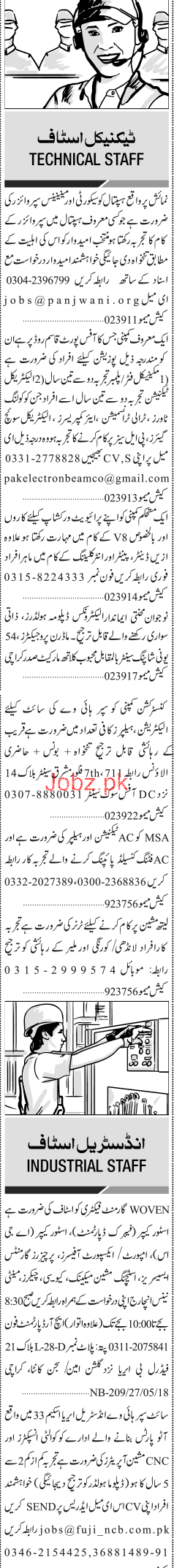 Security Guards, Maintenance Supervisors  Job Opportunity