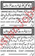 Khabrain Newspapers Classified Jobs 2018 For Multan