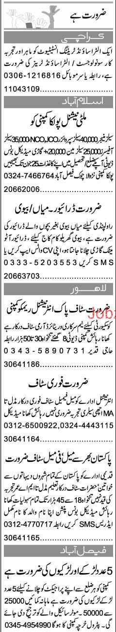 Sonologists, Ultrasound Trainers Job Opportunity