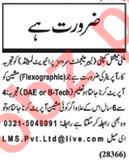 Daily Nawa-e-Waqt Classified Ads 2018 in Lahore
