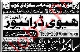 HTV Driver Jobs Career Opportunity