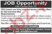 Collection Officer for FISO Connect Pvt Ltd