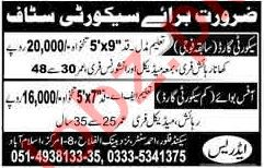 Security Guards & Office Boy Jobs 2018 in Islamabad 2019 Job