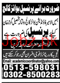 Al Ameer Foundation School System Principal Jobs