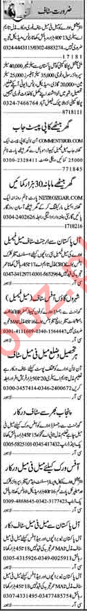 Assistant Admin Supervisor, Clerk Helper Jobs 2018 In Multan