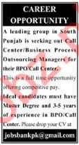 Manager Jobs 2018 in Call Center