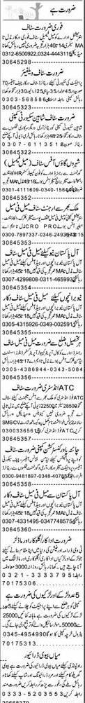 Telephone Operators, Computer Operators Wanted