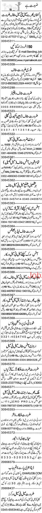 Telephone Operators, Branch Manager Job Opportunity