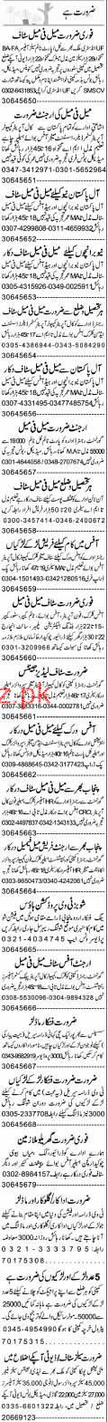 Time Sales Officers, Salesmen, Assistant Manager Wanted