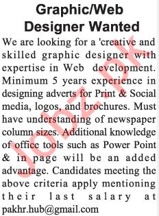 Graphic Designer Jobs 2018