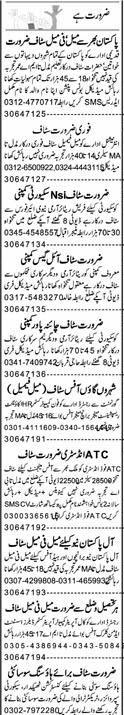 Telephone Operators, Male / Female Receptionists Wanted