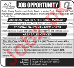 Regional Sales Manager & Area Sales Manager Jobs 2018
