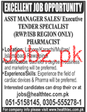 Assistant Manager Sales / Sales Executives Job Opportunity