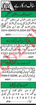 Daily Khabrain Newspaper Classified Ads 2018