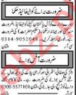 Office Boy & Hakeem Jobs 2018 in Multan