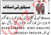 Security Guard & Security Supervisor Jobs 2018