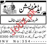 Lady Floor Manager Jobs in Hotel