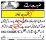 Tutor Jobs 2018 in Khabrain Newspaper Lahore