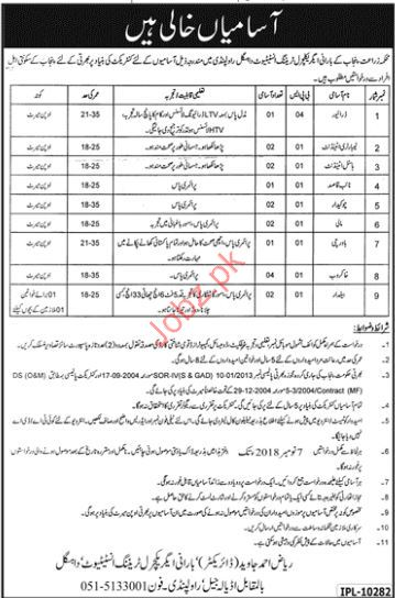 Driver Jobs in Agriculture Department