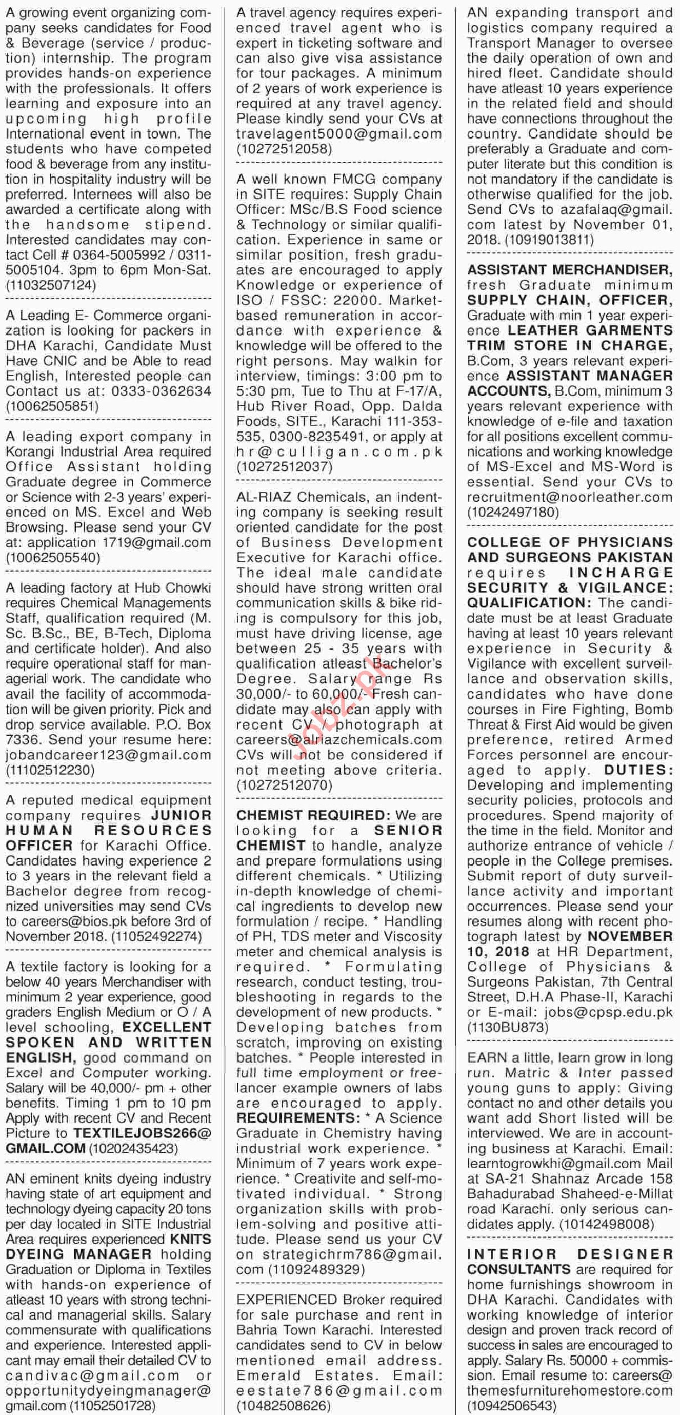 Dawn Sunday Classified Ads for Consultant Jobs