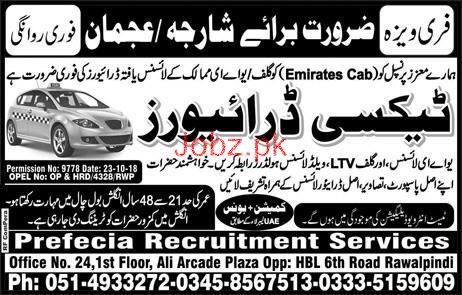 LTV Taxi  Drivers Job Opportunity
