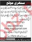 Urdu Composers for Flare Magazine