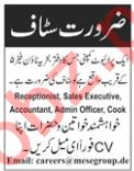 Receptionist Job Opportunities