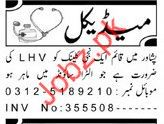 Medical Staff Jobs in Private Clinic