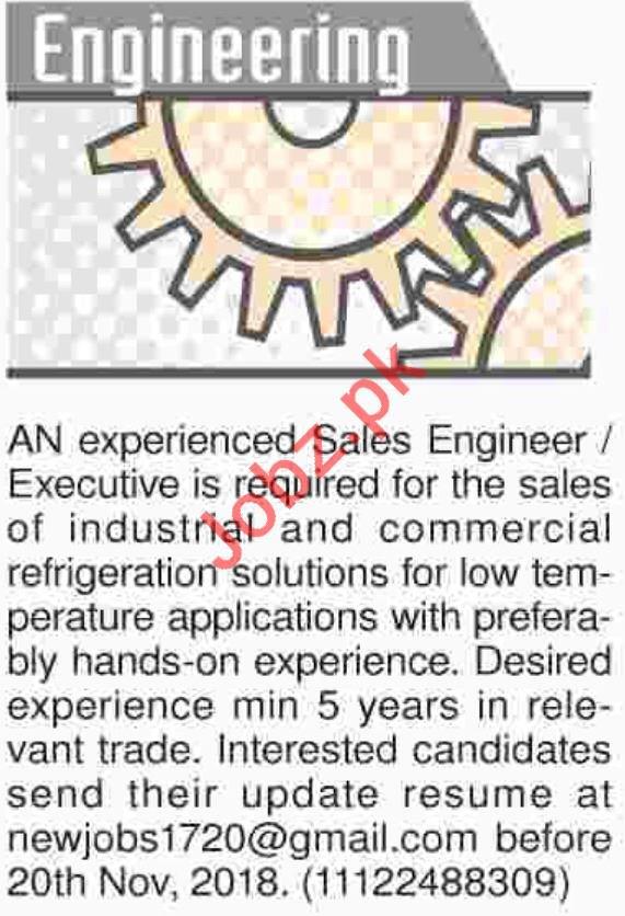 Dawn Sunday Newspaper Classified Engineering Ads 2018