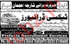 Prefecia Recruitment Services Taxi Driver Jobs