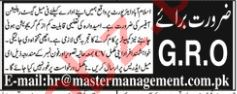 Guest Relation Officer GRO for Islamabad Airport