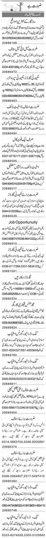 Electrician, Receptionist, Chawkidar, Office Boy Wanted