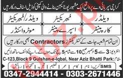 Porta Sitary Ware Welder Job Opportunities