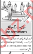 Daily Jang Newspaper Classified Ads 2019 In Karachi