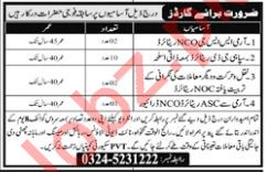 Security Guards Jobs 2019 in Rawalpindi