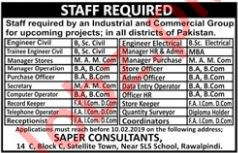 Civil Engineer Jobs at Saper Consultants